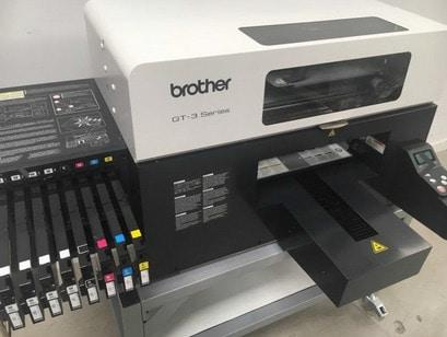 Stampante diretta su Tessuto Brother GT-361 (Usato ricondizionato)