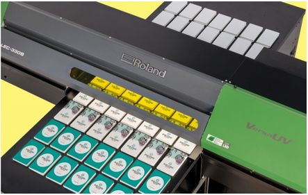 VersaUV S-Series Flatbed Caratteristiche Principali