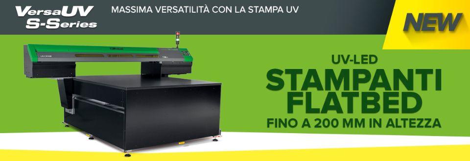 VersaUV S-Series Flatbed